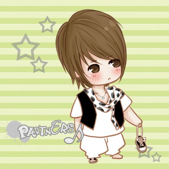 Super Junior Chibi 12