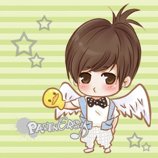 Super Junior Chibi 3