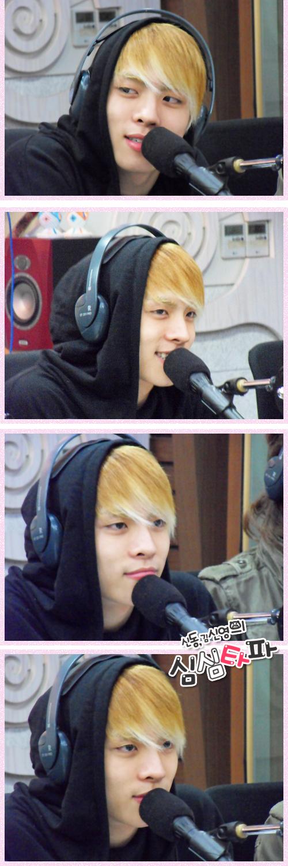091028 Shindong Shinee 1