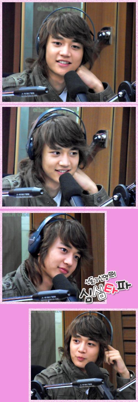 091028 Shindong Shinee 3