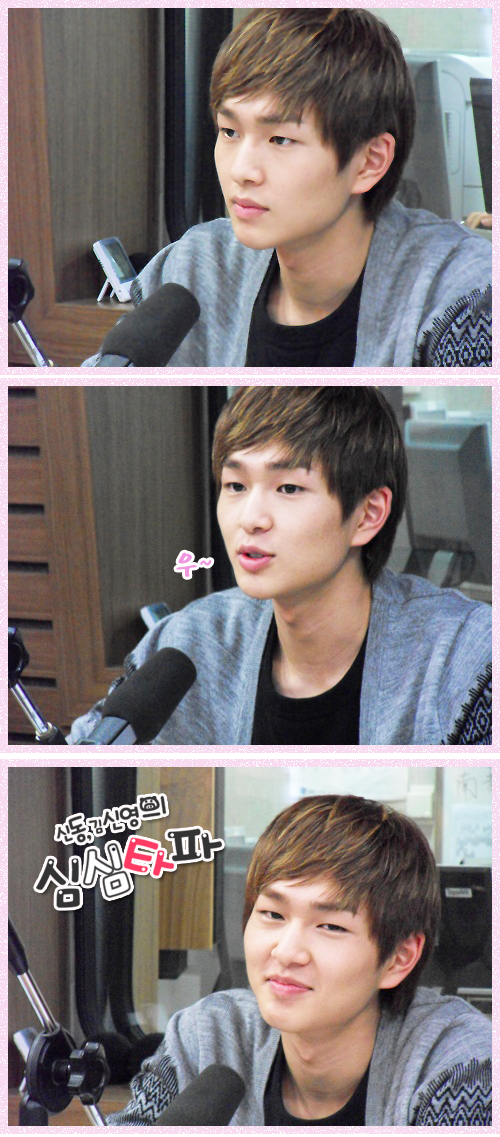 091028 Shindong Shinee 5