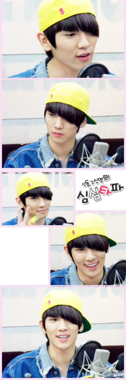 091028 Shindong Shinee 8