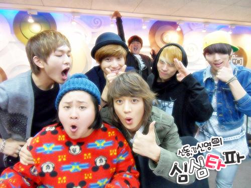 091028 Shindong Shinee 9