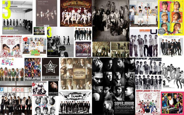"""Résultat de recherche d'images pour """"super junior discography"""""""
