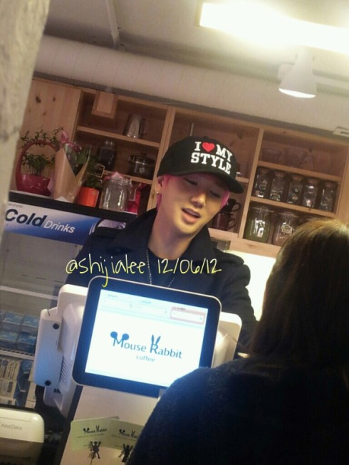 121206 Yesung MouseRabbit 2