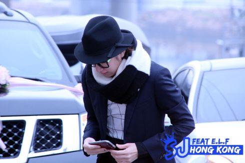 Kim Heechul 121216 2
