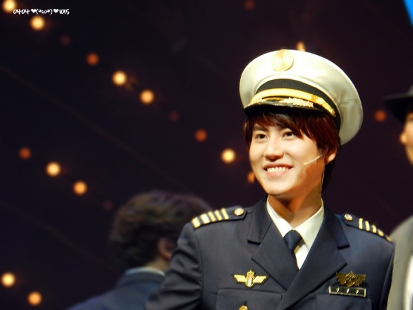 Kyuhyun Catch Me If You Can 1