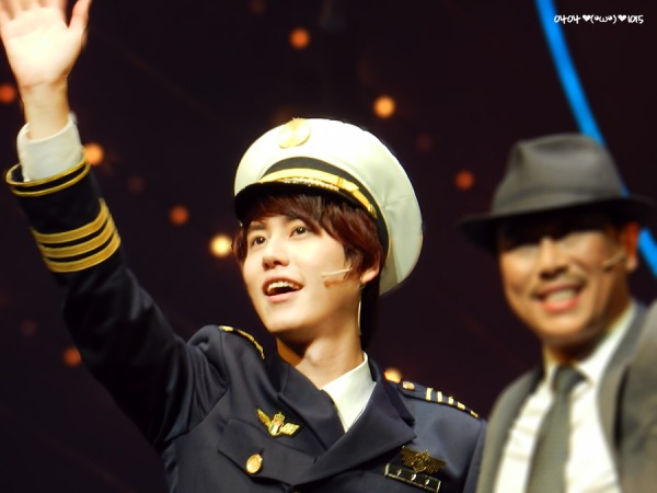 Kyuhyun Catch Me If You Can 2
