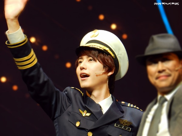 Kyuhyun Catch Me If You Can 3