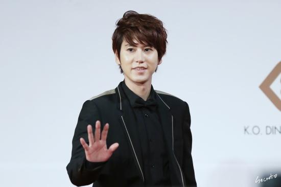 Kyuhyun MAMA Red Carpet 4