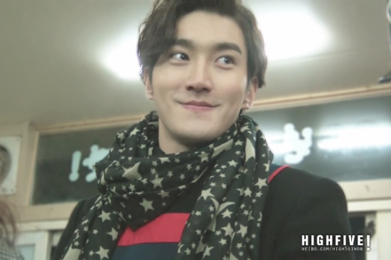 Siwon Filiming King Of Drama 1