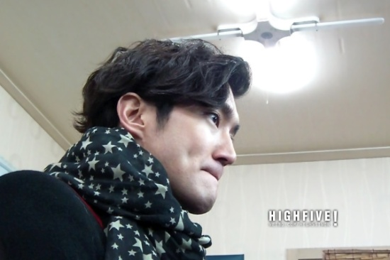 Siwon Filiming King Of Drama 3