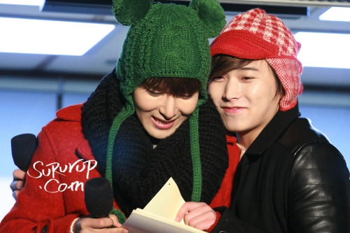 Sungmin Ryeowook 2