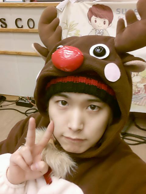 Sungmin Christmas