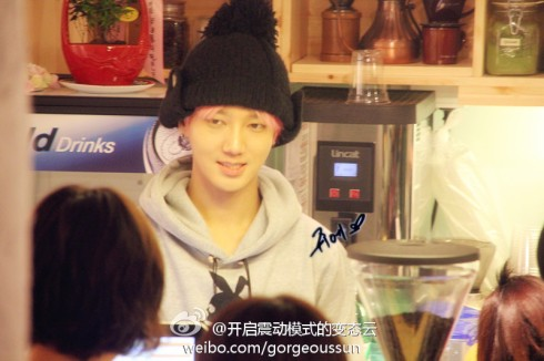 Yesung 121219 1