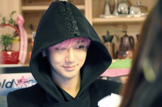 Yesung MouseRabbit 121211 1