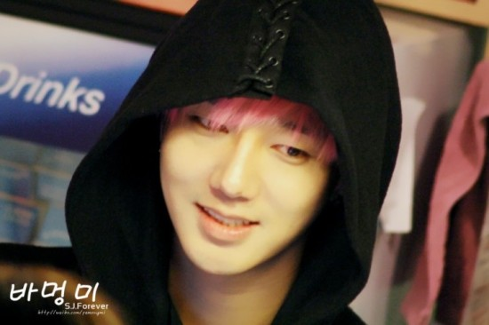 Yesung MouseRabbit 121211 3