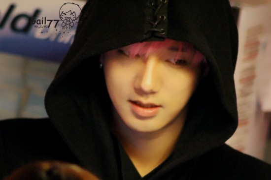 Yesung MouseRabbit 121211