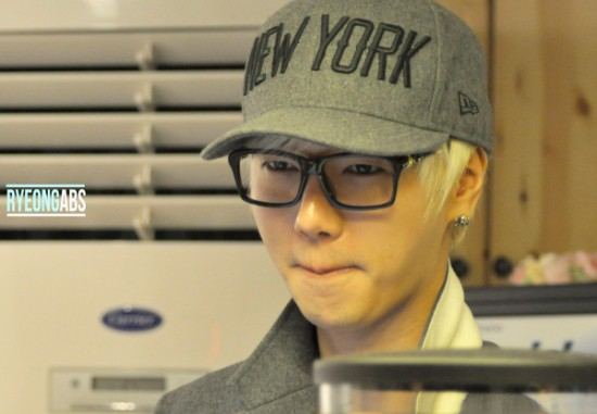 121231 Yesung 2