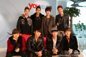 130108 SUPER JUNIOR M 1