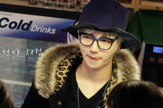 130108 Yesung 1