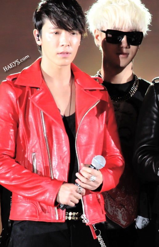 130115 yesung donghae (1)