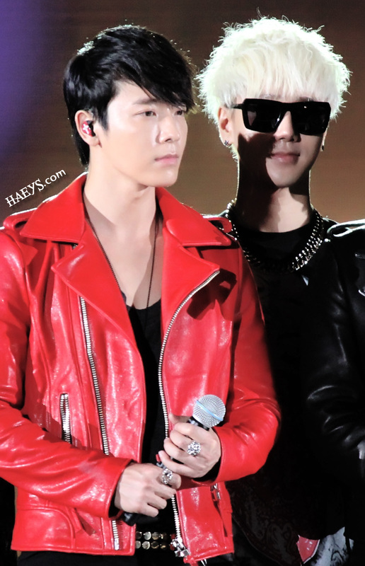 130115 yesung donghae (2)