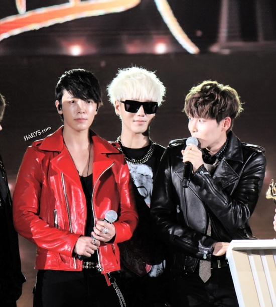 130115 yesung donghae (4)