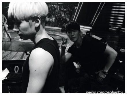 130126 Eunhyuk Weibo Update