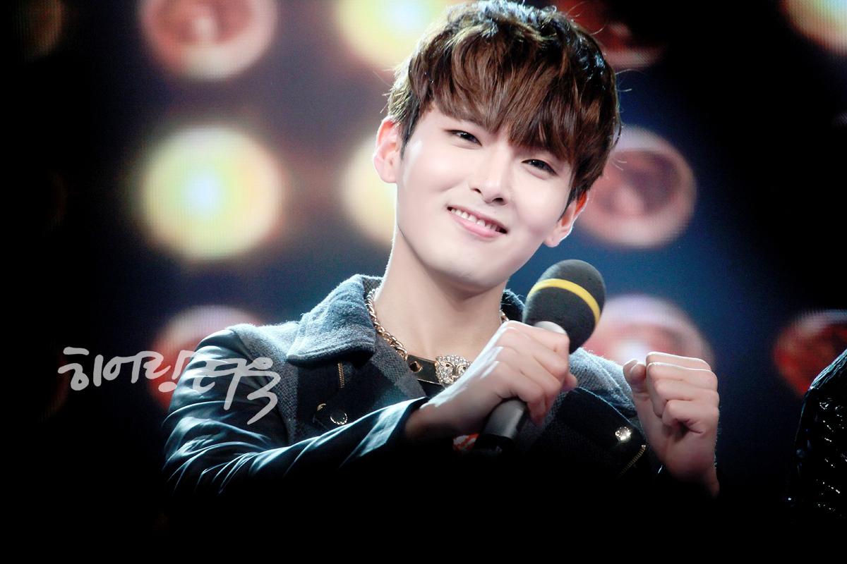 Super Junior-M at Hube...