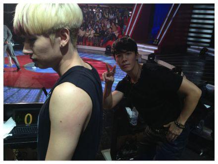 130126 Siwon Weibo Update