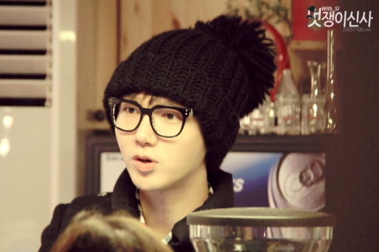 130127 Yesung 1