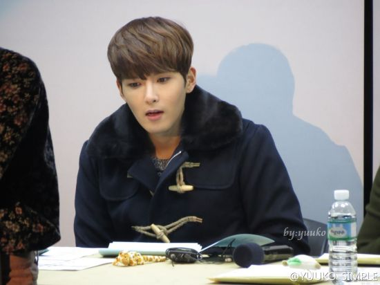 130130 KTR Sungmin Ryeowook 13