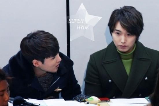 130130 KTR Sungmin Ryeowook 3