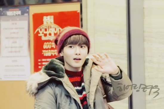Ryeowook 130102 2