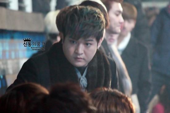 Shindong SBS Gayo 2012 3