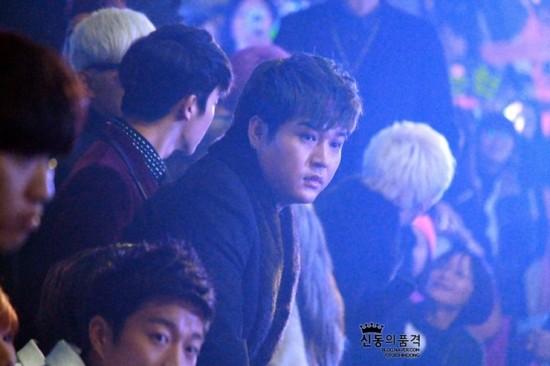 Shindong SBS Gayo 2012 7