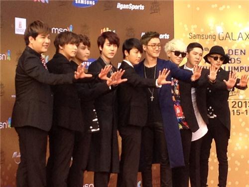 Super Junior GDA