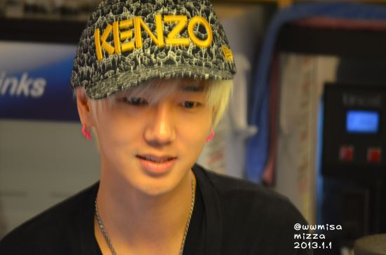 Yesung 130101 11