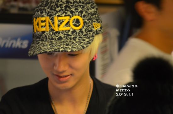 Yesung 130101 12