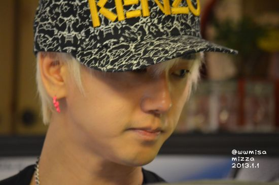 Yesung 130101 4