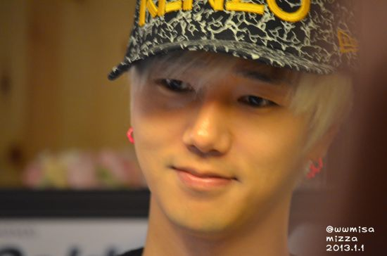 Yesung 130101 6