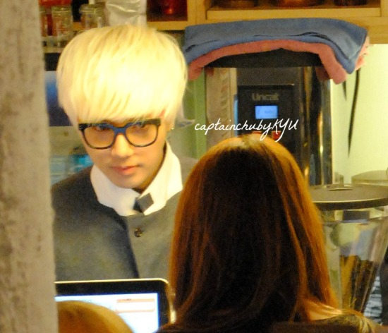 Yesung 130105 2