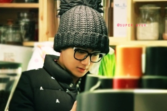 Yesung 130127 1