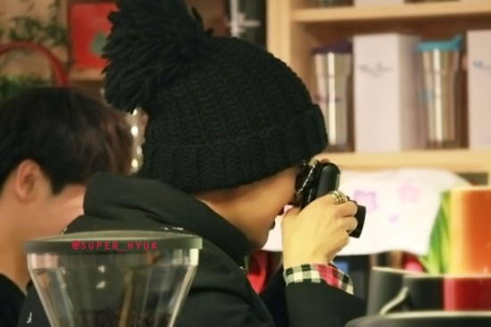 Yesung 130127 3