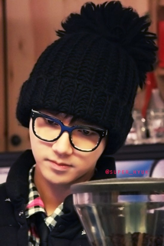 Yesung 130127 4