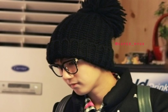 Yesung 130127 5
