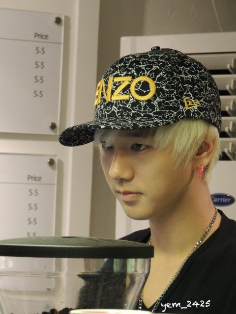 Yesung MouseRabbit 130101 1