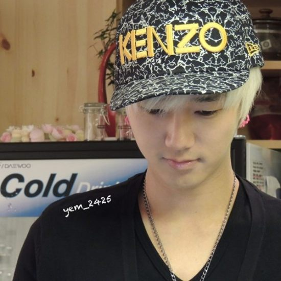 Yesung MouseRabbit 130101 4