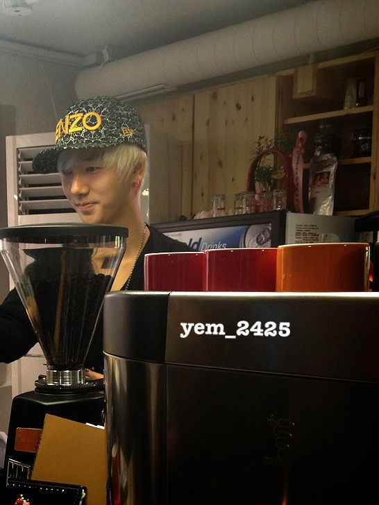 Yesung MouseRabbit 130101 9